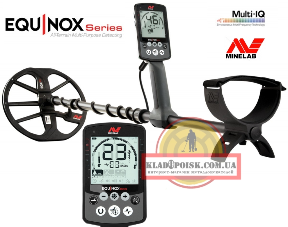Minelab equinox 600