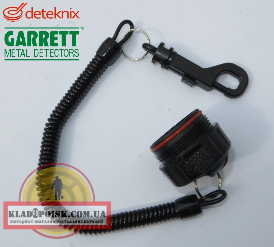 страховка и крышка батареи на пинпоинтер Deteknix, Garrett