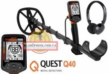 Quest Q40 с 11 катушкой