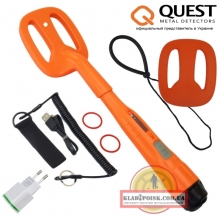 Quest Deteknix Scuba Tector ORANGE NEW обновлённая версия