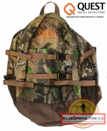 Quest Deteknix рюкзак