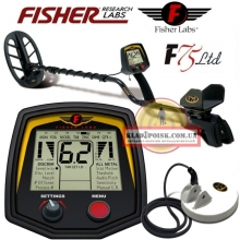 FISHER F75 LTD Blk