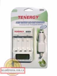 зарядное устройство Tenergy TN-156